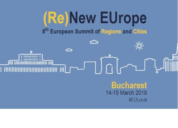 8th European Summit of Regions and Cities